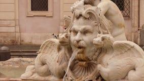 rome rzeźba Zdjęcia Royalty Free