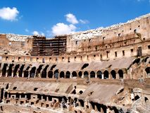 Rome´s coliseum Royalty Free Stock Images
