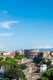 Rome's landscape Stock Photo