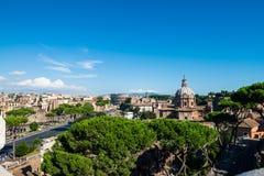 Rome's landscape Stock Photography