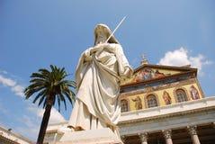 Rome (Saint Paul) Stock Photo