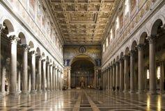 Rome - san paolo fouri le mura Royalty Free Stock Images
