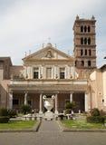Rome - Santa Cecilia church Stock Photography