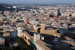 rome sikt Royaltyfria Bilder