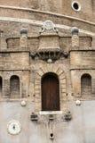 Rome - sikt av Castel Sant ` Angelo Royaltyfria Foton