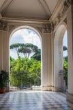Rome sikt på solig dag Royaltyfria Foton
