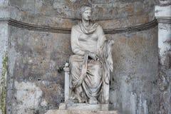 rome skulptur Royaltyfria Bilder
