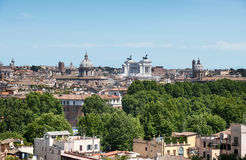 Rome Skyline Royalty Free Stock Images