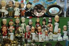 rome souvenir Arkivfoto