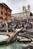 rome spanish kroki obrazy stock