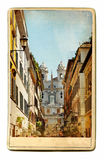 Rome - Spanish steps Royalty Free Stock Images