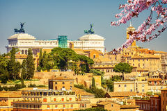 Rome at spring, Italy Stock Photography
