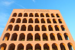 Rome, Square Colosseum Royalty Free Stock Photos
