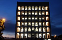 Rome, Square Colosseum Stock Photos