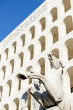 Rome Square Colosseum Royalty Free Stock Photo