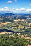 View from San Marino Royalty Free Stock Images