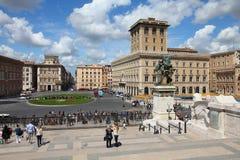 Rome stad Fotografering för Bildbyråer