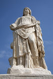 Rome - statue from Atrium Vestae Royalty Free Stock Photos