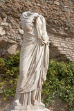 Rome - statue from Atrium Vestae Stock Images