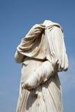 Rome - statue from Atrium Vestae Stock Image
