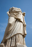 Rome - statue from Forum romanum Royalty Free Stock Photo