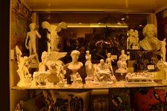 Rome statyer Royaltyfria Foton
