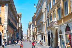 Rome street Stock Images