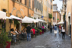 Rome street Royalty Free Stock Photo