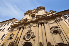 Rome streets Royalty Free Stock Photography