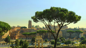 Rome. Sunny day in Rome, Italy royalty free stock photography