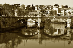 rome tappning Royaltyfri Bild