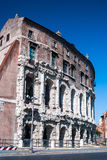 Rome, Theater of Marcellus stock image