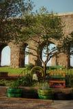 Rome, Tor Fiscale Park photographie stock libre de droits