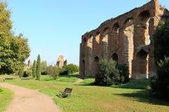 Rome, Tor Fiscale Park photos stock