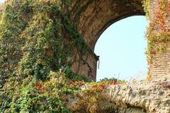 Rome, Tor Fiscale Park photo libre de droits