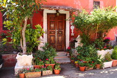 Rome - Trastevere royalty free stock photos