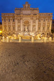 Rome - Trevi Fountain Royalty Free Stock Images