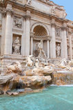 Rome - Trevi Fountain Royalty Free Stock Photos