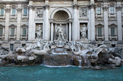 Rome, Trevi Fountain Royalty Free Stock Image