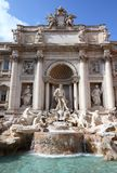 Rome - Trevi fountain Royalty Free Stock Image