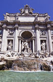 Rome - Trevi Fountain Royalty Free Stock Photo