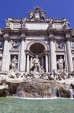 Rome - Trevi-springbrunn Royaltyfri Foto