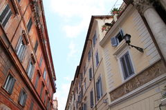 rome ulicy widok Obraz Stock