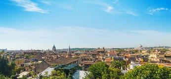 Rome under en glänsande sol Royaltyfri Fotografi