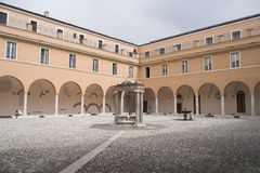 Rome - university Royalty Free Stock Photos