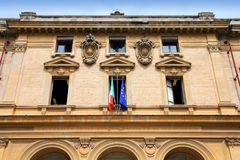 Rome University Royalty Free Stock Images