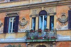 Rome, Urban Architecture In The Prati District Stock Images