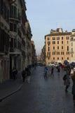 Rome urban scene Royalty Free Stock Photo