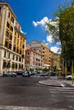 Rome urban scene Stock Photo