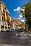 Rome urban scene Stock Photo